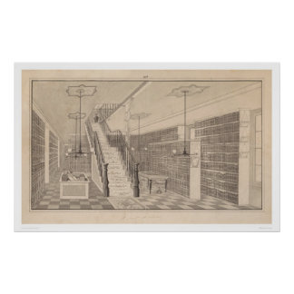 Bancroft Library at 1538 Valencia Street (1420) Poster