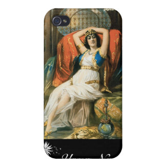Bancroft ~ Prince of Magicians Vintage Magic Act Covers For iPhone 4