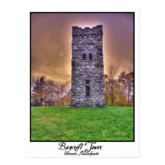 Bancroft Tower Postcard