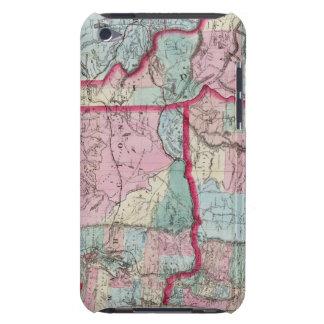 Bancroft's Map Of Oregon, Washington, Idaho iPod Touch Cover
