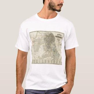 Bancroft's Official San Francisco City Map T-Shirt