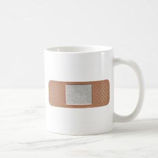 Band Aid Coffee Mug