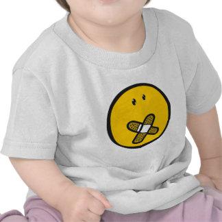 Band Aid Emoji Tshirt