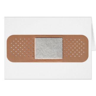 Band Aid Greeting Card
