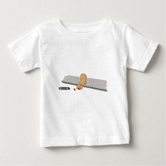 Band-aid has a boo boo tshirt