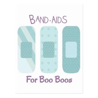 Band-Aids For Boo Boos Postcard