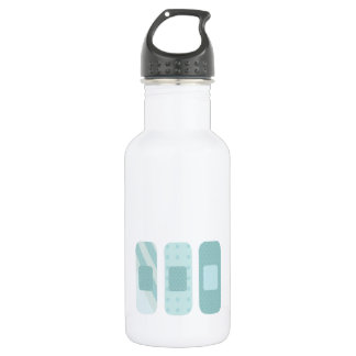 Band Aids 532 Ml Water Bottle