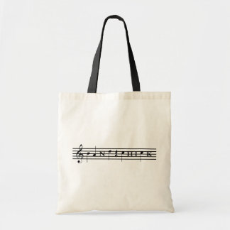 Band Chick Tote Bag