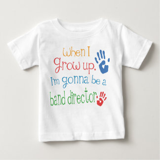 Band Director (Future) Infant Baby T-Shirt