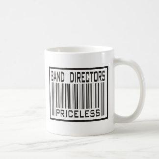 Band Directors Priceless Coffee Mug