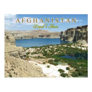 Band-e Amir, Afghanistan Postcard