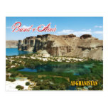Band-e Amir, Afghanistan Postcards