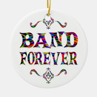 Band Forever Christmas Ornament
