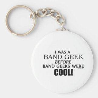 Band Geek Key Chain