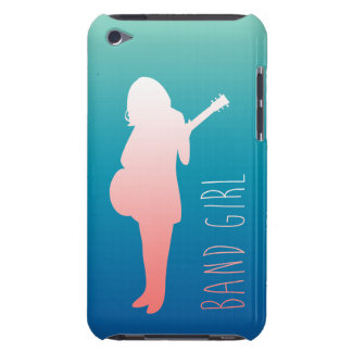 """Band Girl"" Ombre iPod Case-Mate Cases"