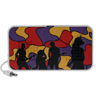 Band group iPhone speaker