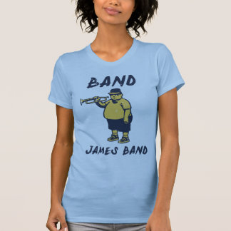 Band, James T-Shirt
