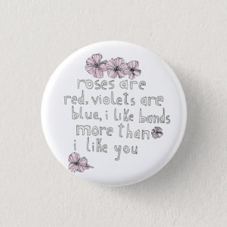 Band Love Button
