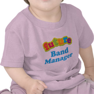 Band Manager (Future) For Child Shirts