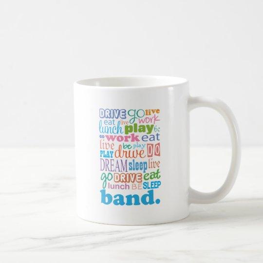 Band Musician Gift Coffee Mug