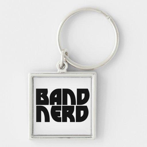 Band Nerd Key Chain