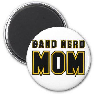 Band Nerd Mom 6 Cm Round Magnet
