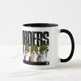 Band of Borders - Mug