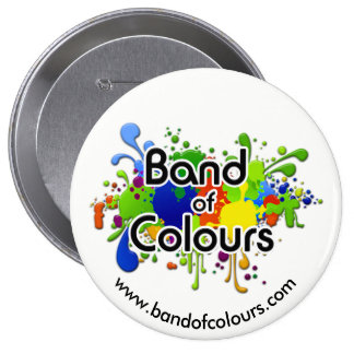 Band of Colours Button