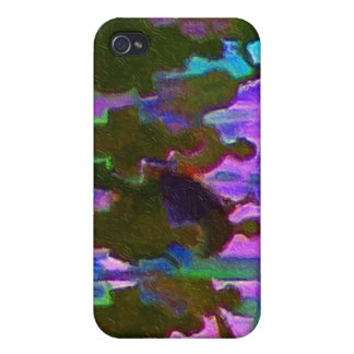 Band Painting iPhone 4 Covers