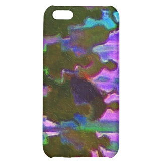 Band Painting iPhone 5C Cover