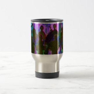 Band Painting Coffee Mug