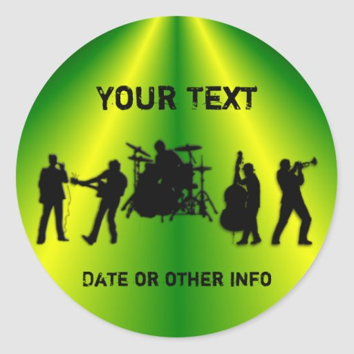Band Sticker