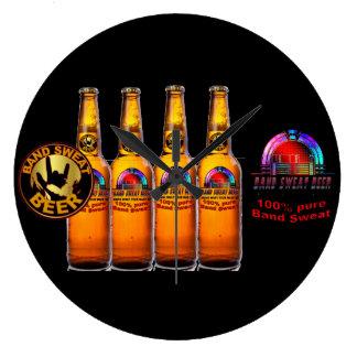 Band sweat beer clock