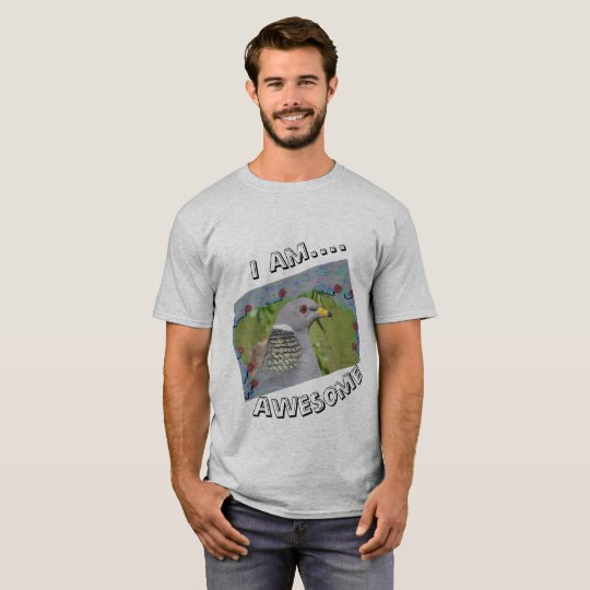 Band tailed Pigeon T-Shirt