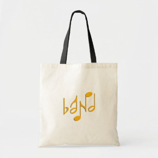 band tote bag