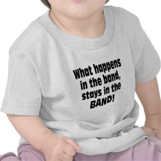 Band T Shirts