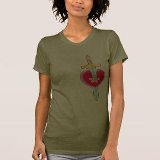 Bandage My Heart Tee Shirt
