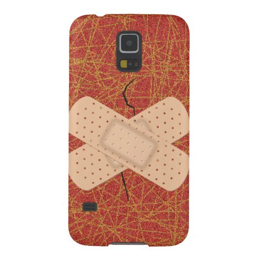 Bandage On A Crack Galaxy Nexus Cases