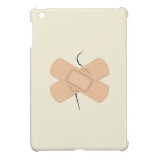 Bandage On A Crack iPad Mini Cover