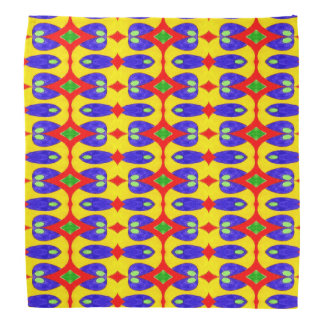 Bandana- 007 - Abstract design Bandana