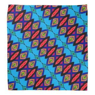 Bandana- 027 - Abstract design Bandana