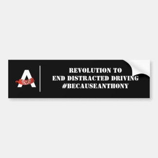 Bandana Army Bumper Sticker