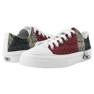 Bandana Bandit Printed Shoes