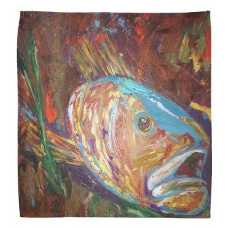 Bandana, fish do-rag