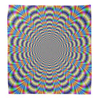 Bandana  Psychedelic Ringed Pulse