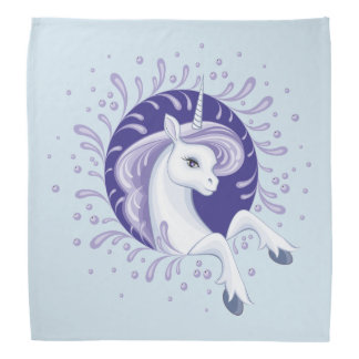 Bandana unicorn