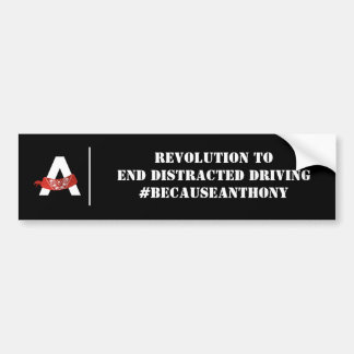 Bandanna Army Bumper Sticker