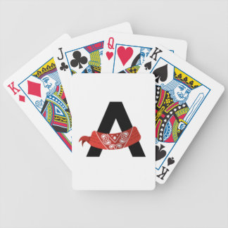 Bandanna Army Playing Cards