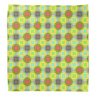 Bandanna Geometric 318 Colourful