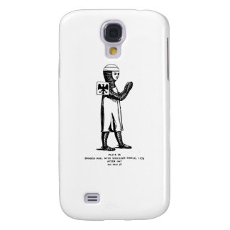 banded-mail-1 galaxy s4 case